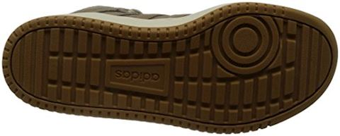 adidas Cloudfoam Hoops Winter Mid Shoes Image 3