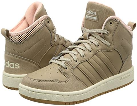 adidas Cloudfoam Hoops Winter Mid Shoes Image 5