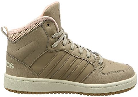 adidas Cloudfoam Hoops Winter Mid Shoes Image 6