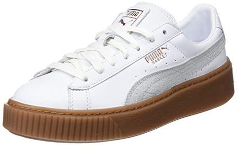 Puma Basket Platform Euphoria Gum Image