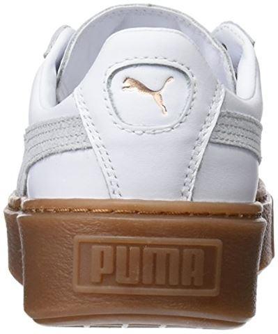 Puma Basket Platform Euphoria Gum Image 2