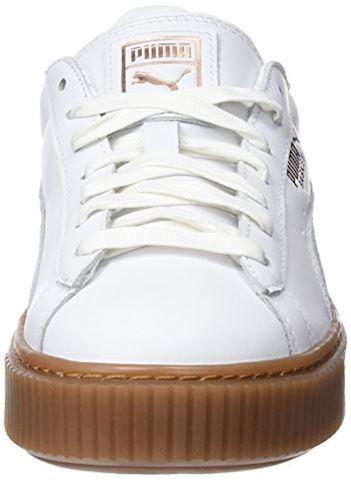 Puma Basket Platform Euphoria Gum Image 4