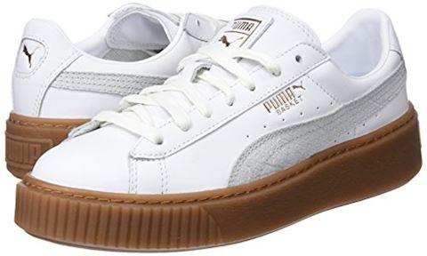 Puma Basket Platform Euphoria Gum Image 5