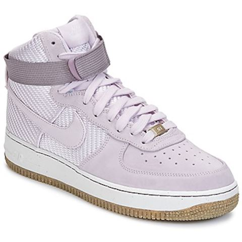 Nike  AIR FORCE 1 HI PREMIUM W  women's Shoes (Trainers) in pink Image