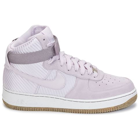 Nike  AIR FORCE 1 HI PREMIUM W  women's Shoes (Trainers) in pink Image 2