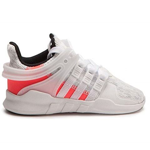 purchase cheap 46831 818ed adidas EQT Support ADV 91/16 Kids Trainers White/Red