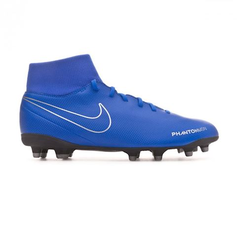 Nike Phantom Vision Club Dynamic Fit Multi-Ground Football Shoe - Blue