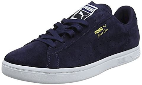 Puma Court Star Suede Trainers Image