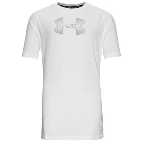 aac8e02d36 Under Armour Boys' HeatGear Armour Short Sleeve Fitted Shirt