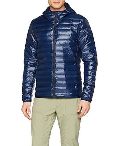 adidas Varilite Hooded Down Jacket Image