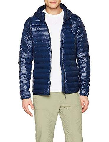 adidas Varilite Hooded Down Jacket Image 4