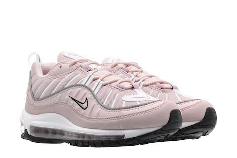 Nike Air Max 98 Women's Shoe - Pink Image 3