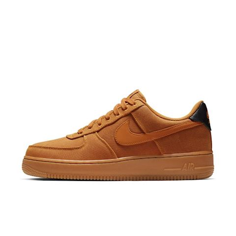 Nike Air Force 1' 07 LV8 Style Men's Shoe - Brown Image