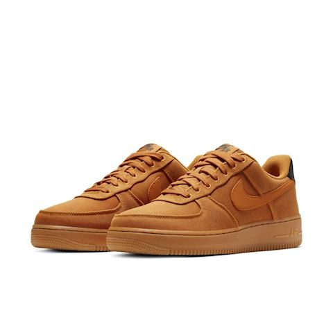 Nike Air Force 1' 07 LV8 Style Men's Shoe - Brown Image 2