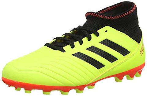 info for 63ae5 d49f9 adidas Predator 18.3 AG Energy Mode - Solar Yellow Core Black Kids Image