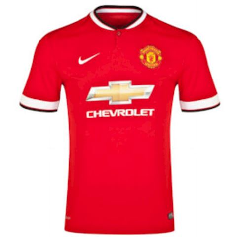 Nike Manchester United Kids SS Home Shirt 2014/15 Image