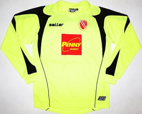 Energie Mens LS Goalkeeper Home Shirt 2009/10 Image