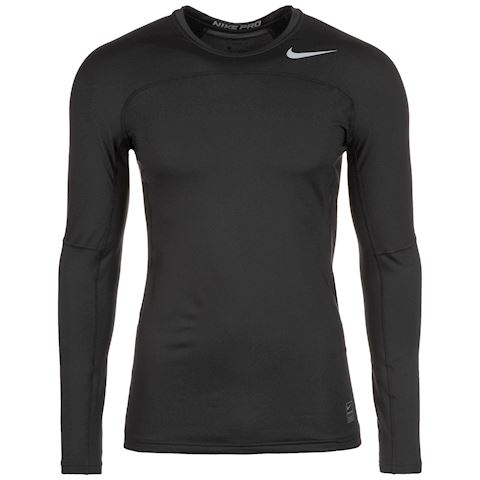 caaff98b Nike Pro HyperWarm Men's Long-Sleeve Training Top - Black | 838026 ...
