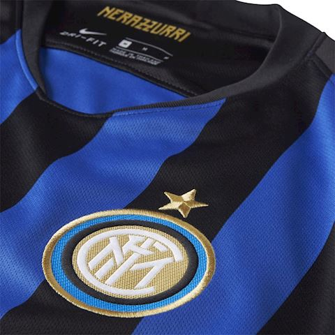 Nike Inter Milan Mens SS Home Shirt 2018/19 Image 3