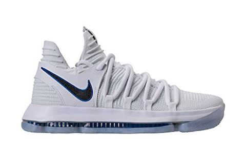 meet 10703 72aa9 Nike Zoom KDX Basketball Shoe - White