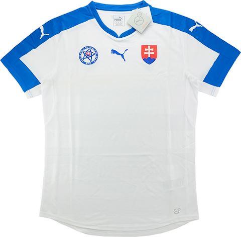Puma Slovakia Mens SS Player Issue Home Shirt 2016 Image