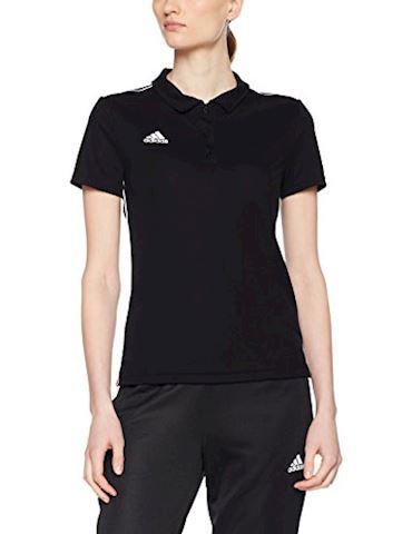 adidas Core 18 Ladies Football Polo Shirt Image 2