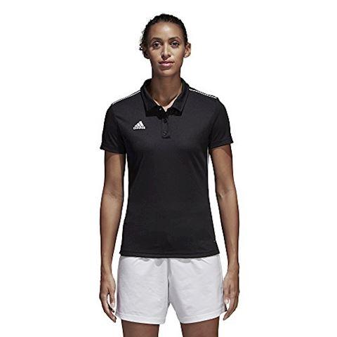 adidas Core 18 Ladies Football Polo Shirt Image 4