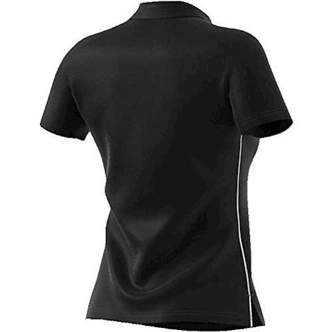 adidas Core 18 Ladies Football Polo Shirt Image 5