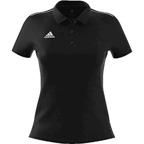 adidas Core 18 Ladies Football Polo Shirt Image 6