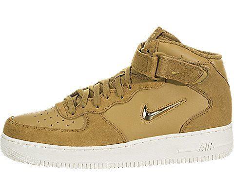 Nike Air Force 1 07 Mid LV8 Men's Shoe - Brown Image