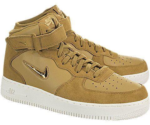 Nike Air Force 1 07 Mid LV8 Men's Shoe - Brown Image 2