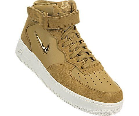 Nike Air Force 1 07 Mid LV8 Men's Shoe - Brown Image 5