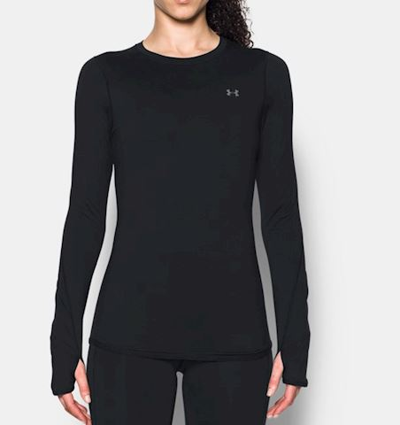 Under Armour Women's ColdGear Armour Fitted Crew Image