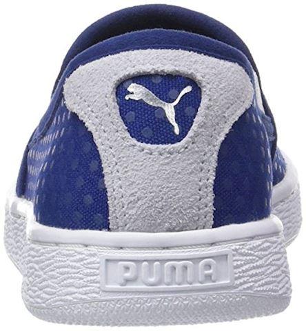Puma Basket Slip-on Denim Women's Trainers