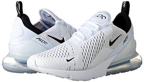 Nike Air Max 270 Men's Shoe - White Image 12