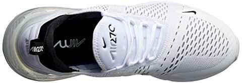Nike Air Max 270 Men's Shoe - White Image 14