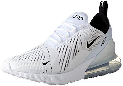 Nike Air Max 270 Men's Shoe - White Image 8