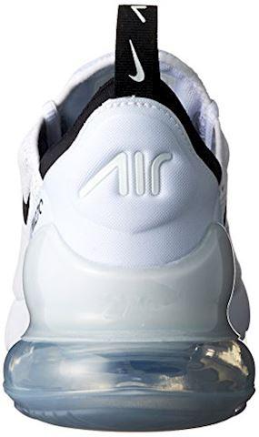 Nike Air Max 270 Men's Shoe - White Image 9