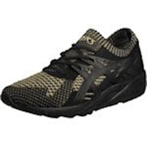 timeless design 7e10c 35416 Asics Gel-Kayano Trainer Knit Black/ Black