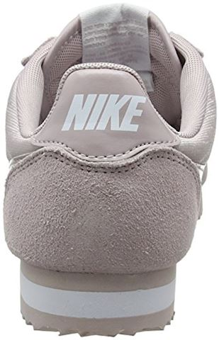 Nike  CLASSIC CORTEZ NYLON W  women's Shoes (Trainers) in Pink Image 2