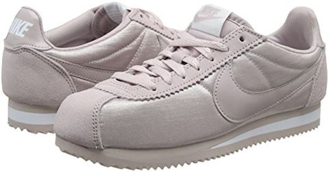 Nike  CLASSIC CORTEZ NYLON W  women's Shoes (Trainers) in Pink Image 5