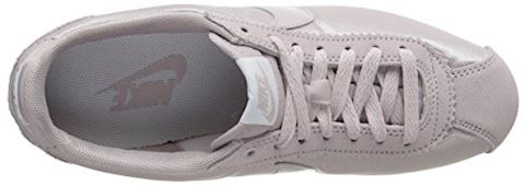 Nike  CLASSIC CORTEZ NYLON W  women's Shoes (Trainers) in Pink Image 7