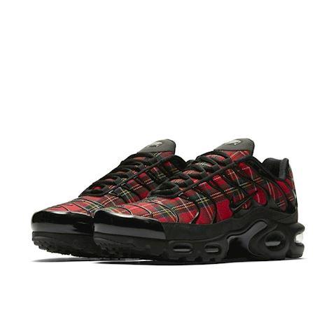 Nike Air Max Plus TN SE Tartan Women's Shoe - Black Image 2