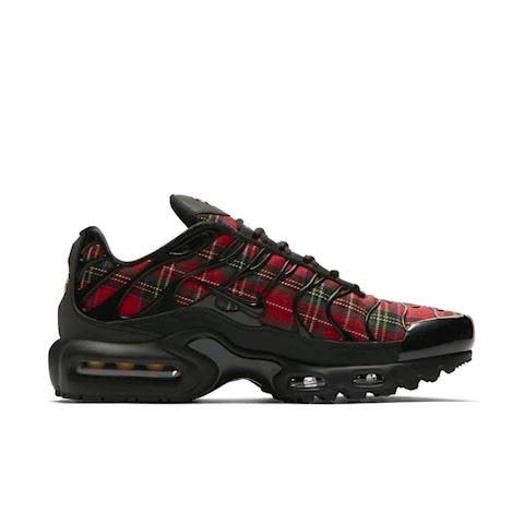 Nike Air Max Plus TN SE Tartan Women's Shoe - Black Image 3