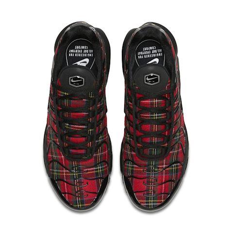 Nike Air Max Plus TN SE Tartan Women's Shoe - Black Image 4