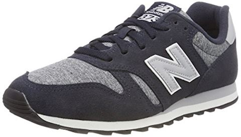 New Balance  ML373  men's Shoes (Trainers) in Blue Image