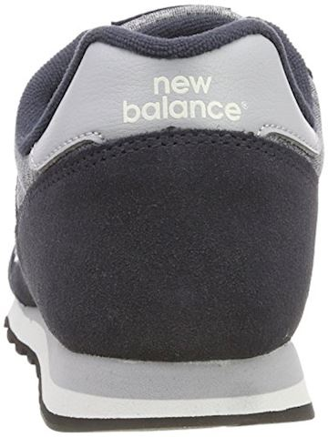 New Balance  ML373  men's Shoes (Trainers) in Blue Image 2
