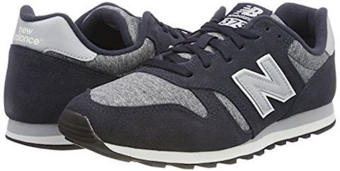 New Balance  ML373  men's Shoes (Trainers) in Blue Image 5