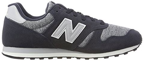 New Balance  ML373  men's Shoes (Trainers) in Blue Image 6