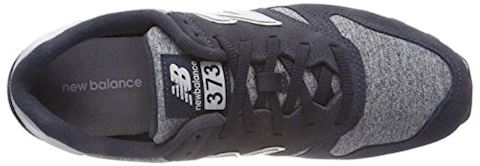 New Balance  ML373  men's Shoes (Trainers) in Blue Image 7